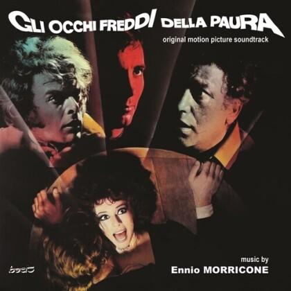 Ennio Morricone (1928-2020) & Gruppo D'improvvisazione Nuova - Gli Occhi Freddi Della Paura (2021 Reissue)
