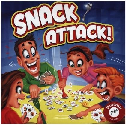 Snack Attack - Wer hat die schnellste Gabel (Spiel)