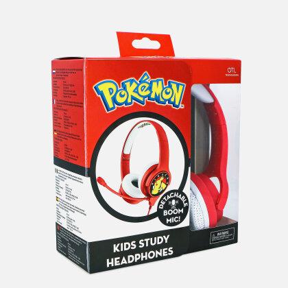 OTL Pokemon Study Headphones - WITH BOOM MICRPHONE