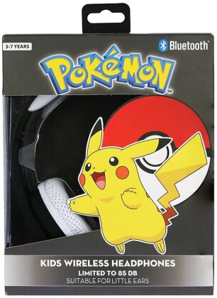 OTL Pokemon Pokeball Headphones