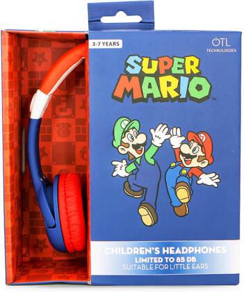 OTL Super Mario M Headphones