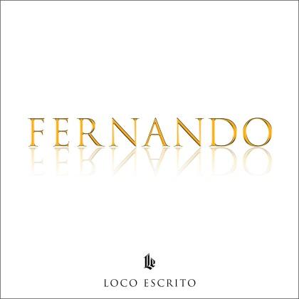 Loco Escrito - Fernando