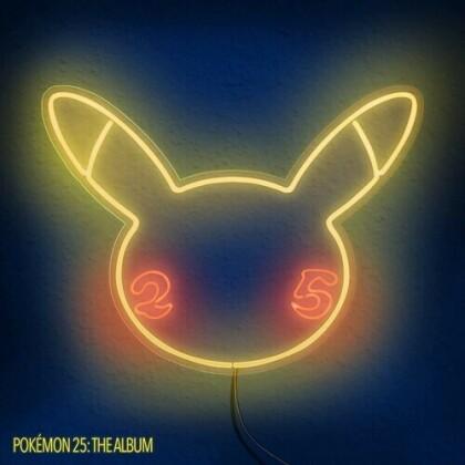 Pokemon 25: The Album (Japan Edition, Bonustracks)