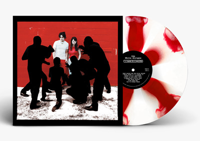 The White Stripes - White Blood Cells (2021 Reissue, Exclusive Edition, Limited Edition, Pinwheel Vinyl, LP)