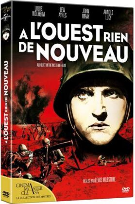 À l'ouest rien de nouveau (1930) (Cinema Master Class)