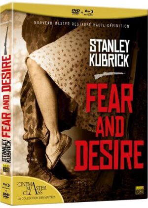 Fear and Desire (1952) (Cinema Master Class, Blu-ray + DVD)