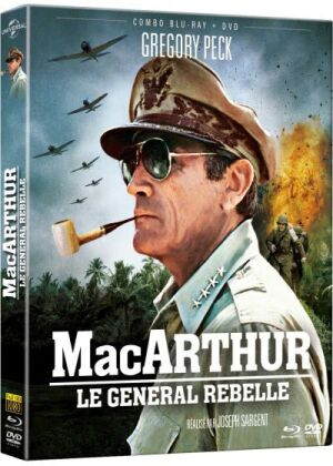 MacArthur - Le général rebelle (1977) (Blu-ray + DVD)