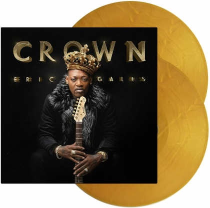 Eric Gales - Crown (Colored, 2 LPs)