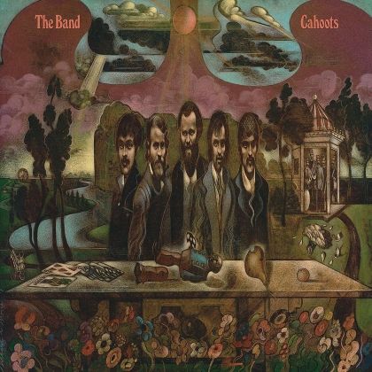 """The Band - Cahoots (2021 Reissue, Boxset, 50th Anniversary Edition, Limited Edition, LP + 7"""" Single + 2 CDs + Blu-ray)"""
