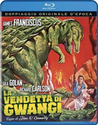 La vendetta di Gwangi (1969) (Doppiaggio Originale D'epoca)