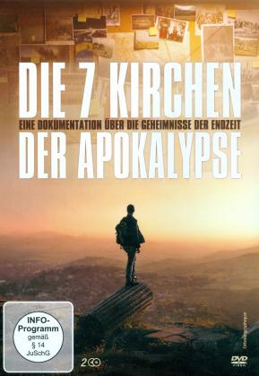 Die 7 Kirchen der Apokalypse - Eine Dokumentation über die Geheimnisse der Endzeit (2 DVDs)