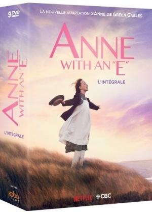 """Anne with an """"E"""" - L'intégrale - Saisons 1-3 (9 DVDs)"""