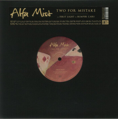 Alfa Mist - Two For Mistake