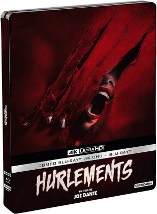Hurlements (1981) (Édition Limitée, Steelbook, 4K Ultra HD + Blu-ray)