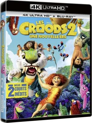 Les Croods 2 - Une nouvelle ère (2020) (4K Ultra HD + Blu-ray)