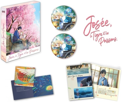 Josée, le Tigre et les Poissons (2020) (Collector's Edition, Limited Edition, Blu-ray + Booklet)