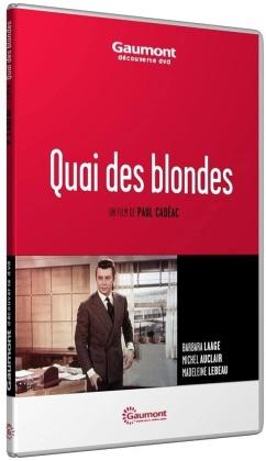 Quai des blondes (1954) (Collection Gaumont Découverte)